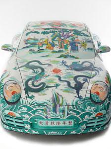 Porsche-Front