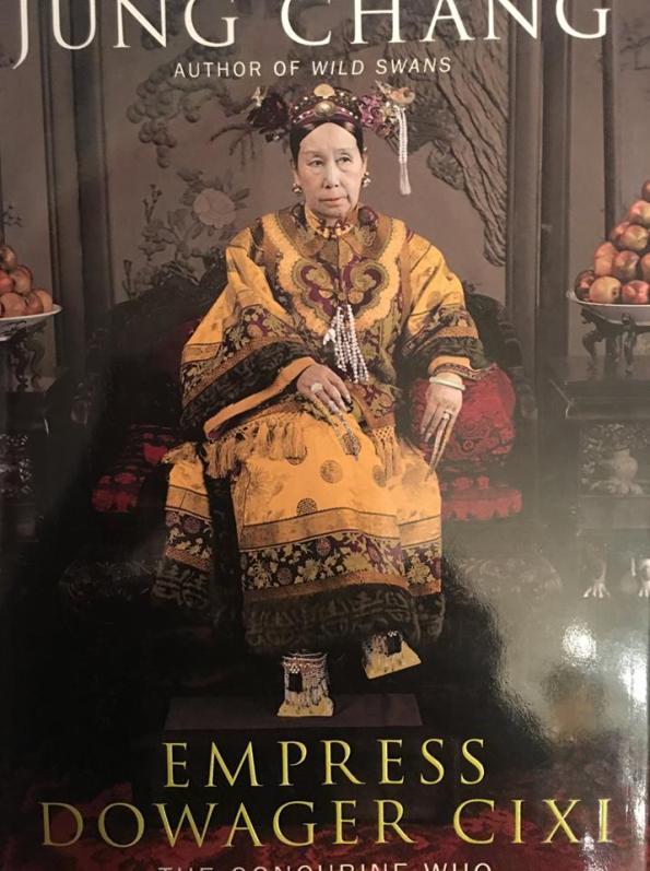 Empress Cixi of China